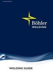 Böhler Welding Guide