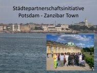 Sansibar Stadt / Zanzibar Town - cities for mdgs