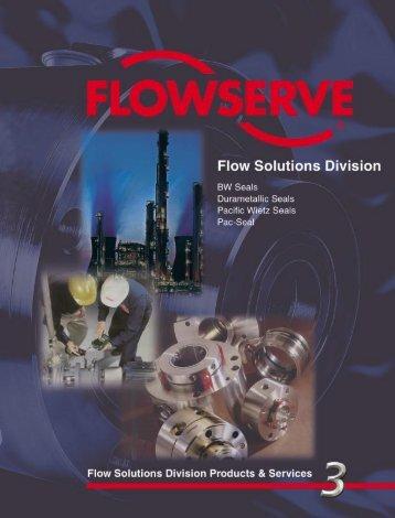 Download Flowserve Flow Solutions Division Mechanical Seal PDF