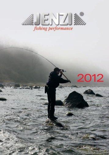 JENZI Katalog 2012 - Wedkarski.com