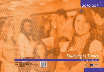 Studying in Turkey For Erasmus