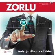 Yeni çağın bakış açısı: Fütürizm - Zorlu Holding