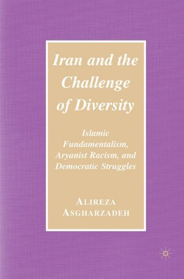 Iran and the Challenge of Diversity: Islamic - Kaveh Farrokh