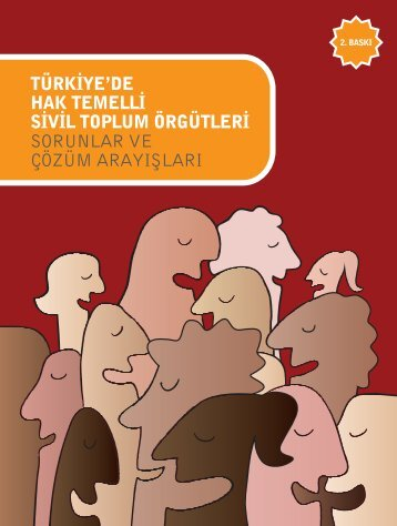 Türkiye'de Hak Temelli Sivil Toplum Örgütleri - STGM - Sivil Toplum ...