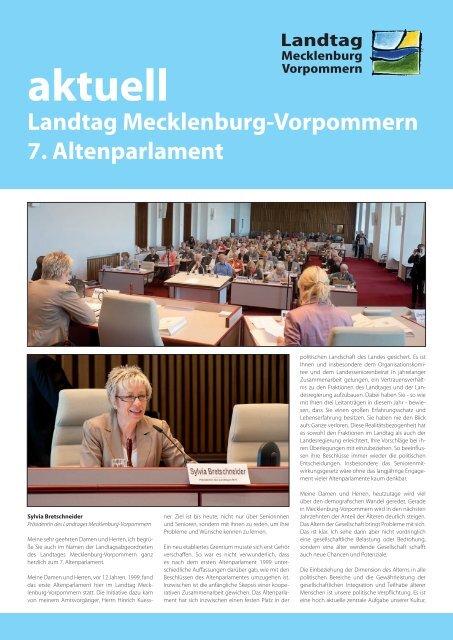 Veranstaltung Mecklenburg Vorpommern