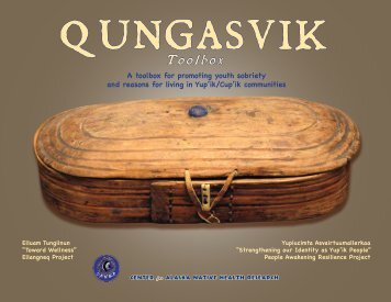 Qungasvik (Toolbox) Manual - University of Alaska Fairbanks
