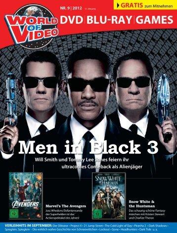 Men in Black 3 - World of Video