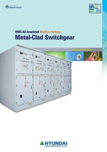 Metal-Clad Switchgear - NWE Sales Oy