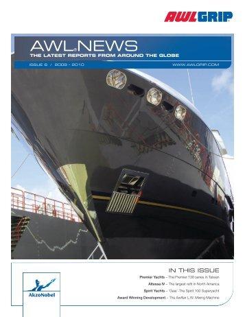 Awlgrip Newsletter 2009/2010