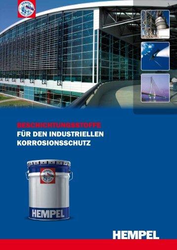 Beschichtungsstoffe für den industriellen ... - Hempel World