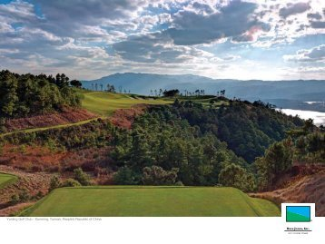 Yunling Golf Club - Kunming, Yunnan, People's Republic of China