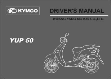 kymco venox service manual download