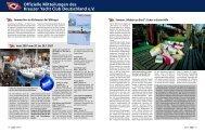 Ausgabe 2 / 2007 - Kreuzer Yacht Club Deutschland e.V.