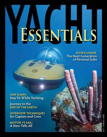 March/April 2011 - Yacht Essentials