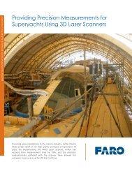 Case Study: 3D Laser Scanning Superyachts - GO3D