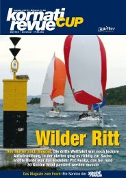 Ausgabe 4/2010 Mittwoch, 5.5.2009 - Kornaticup