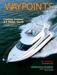 43 Motor Yacht - ARI Network Services