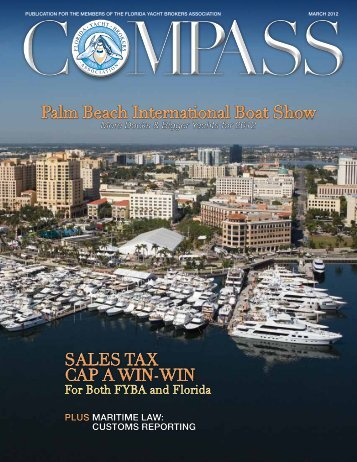 March 2012 - Florida Yacht Brokers Association, Inc.