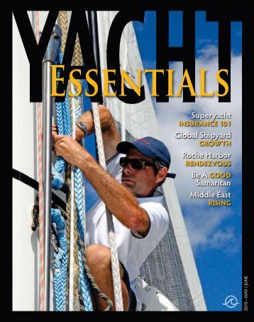 May/June 2010 - Yacht Essentials