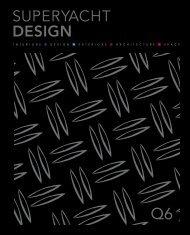 to design 21st century yachts - SuperyachtDesign