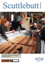October 2012 - Wooden Boat Association NSW