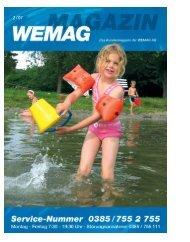 Gewinnspiel - WEMAG AG - Homepage