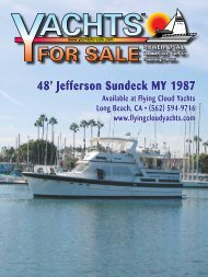 view pdf catalog - Yachts For Sale
