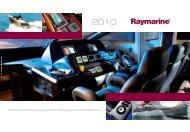 Katalog Raymarine 2010 po polsku - Eljacht