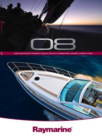 Raymarine Product Catalogue
