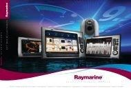 Katalog RAYMARINE 2011 po polsku - Skaut