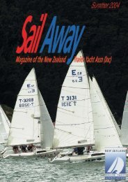 Sailaway 1 A4 - New Zealand Trailer Yacht Association Inc.