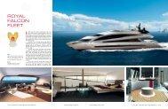 01/11/10 - Luxury Yachts of The World - Royal Falcon Fleet