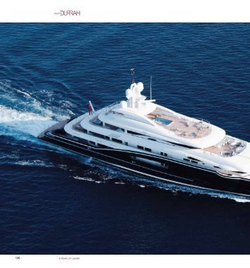 Numptia Remarkably complex in engineering - Burgess Yachts