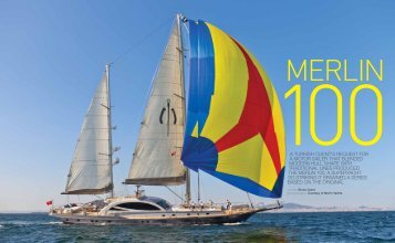 100A TURKISH CLIENTLS REQUEST FOR A ... - Merlin Yachts