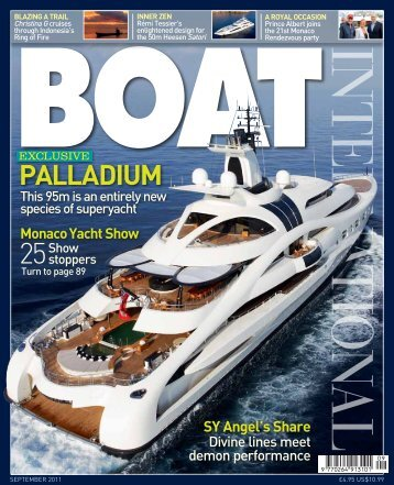PAllAdiuM - Barracuda Yacht Design