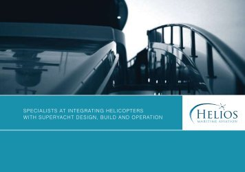 Helios Corporate Brochure - Helios Maritime Aviation