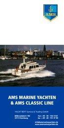 ams yachten & leistungen - Yacht Refit Service & Trading GmbH