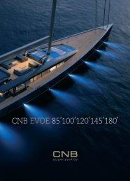 CNB EVOE 85 100 120 145 180 - CNB SUPERYACHTS