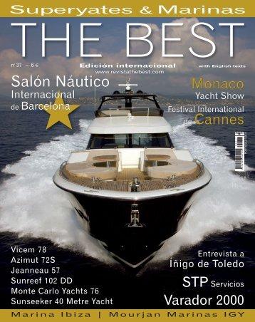 The Best Barracuda Yacht Design / Profile