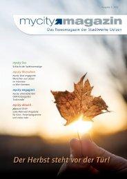 mycity magazin - Stadtwerke Uelzen GmbH