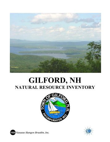 2011 Natural Resource ... - Town of Gilford