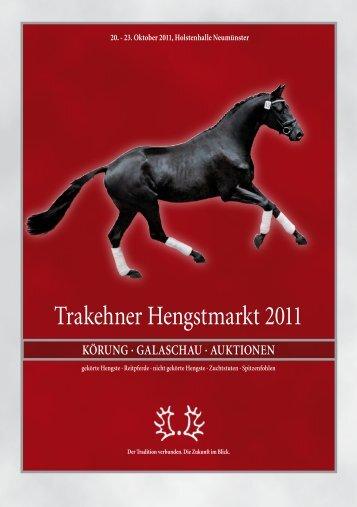 Katalog (pdf) - Trakehner Verband