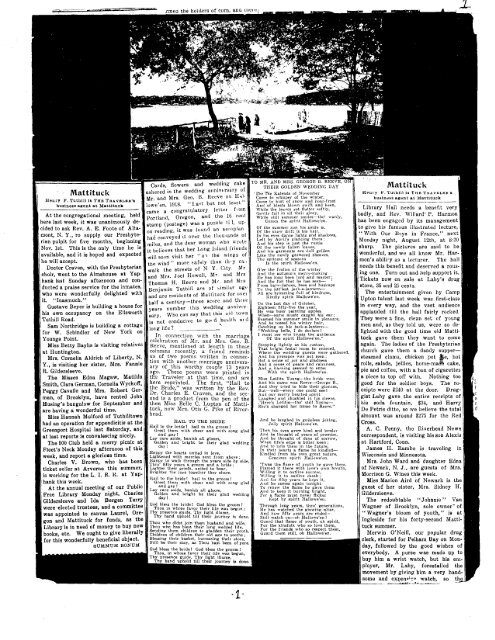 Volume 3 plete Mattituck Laurel Library