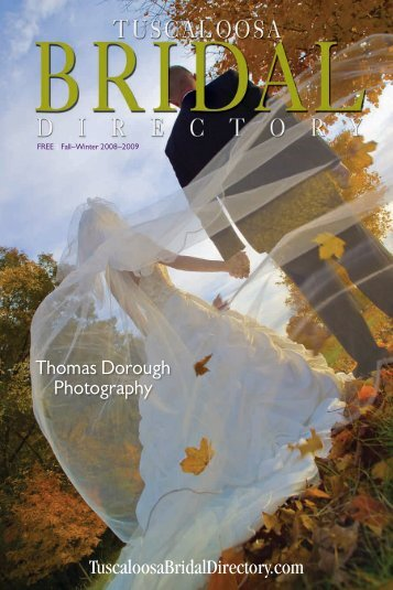 Thomas Dorough Photography - Tuscaloosa Bride