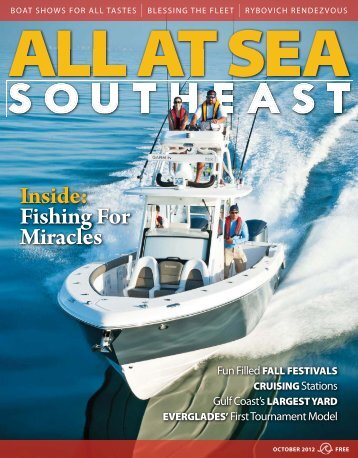 All At Sea - Southeast - October 2012