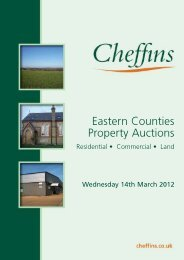 Download full catalogue - Cheffins