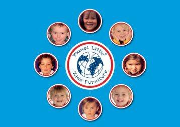 Presentatiemap/brochure def - Planet Little Kids Furniture