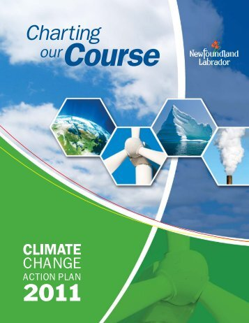 Charting Our Course: Climate Change Action Plan 2011 - Education ...