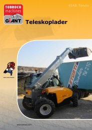 Teleskoplader - Leiser AG