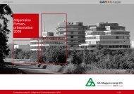 GA Magyarorszag Kft. - Allgemeine Firmenpräsentation2009